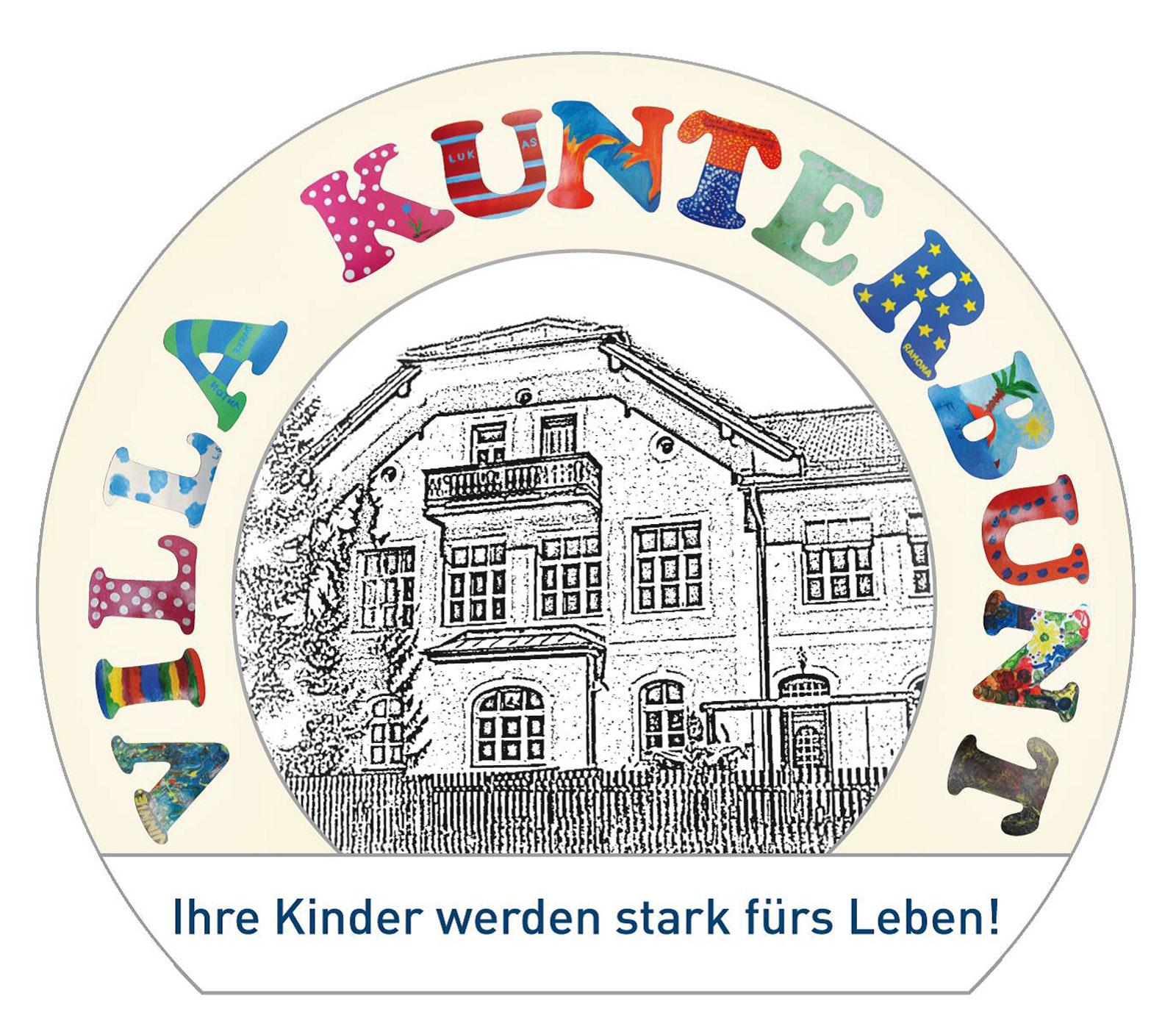 Kindergarten-Großdingharting-Logo