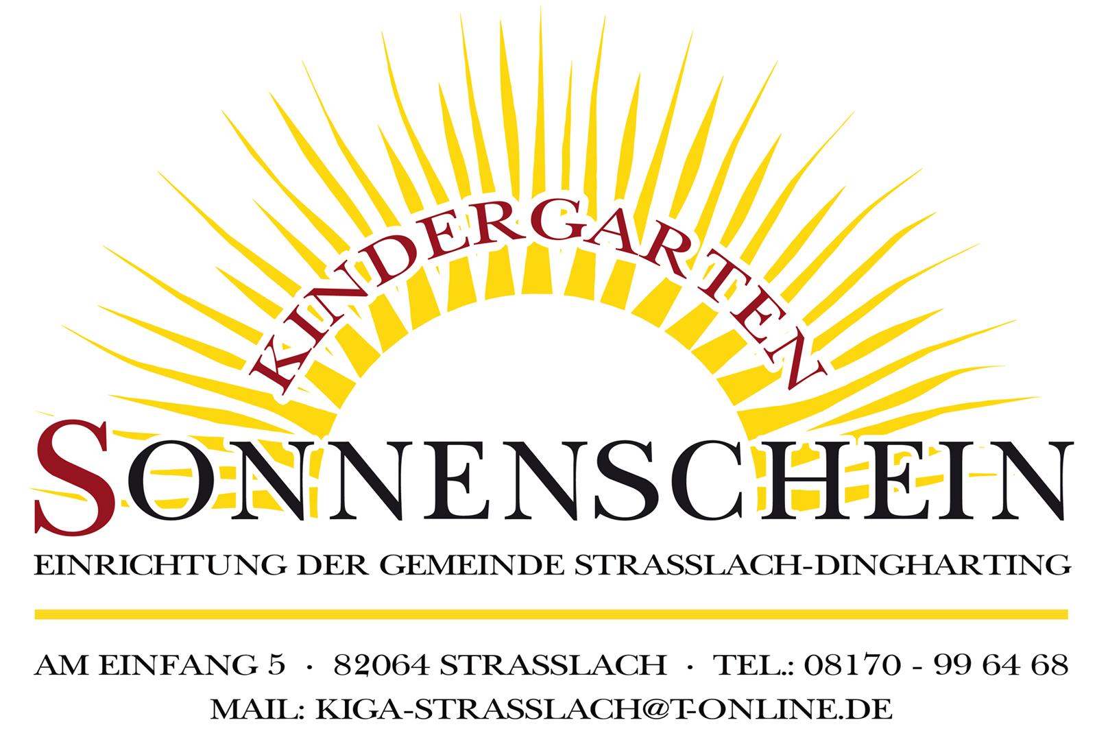 Kindergarten-Strasslach-Logo