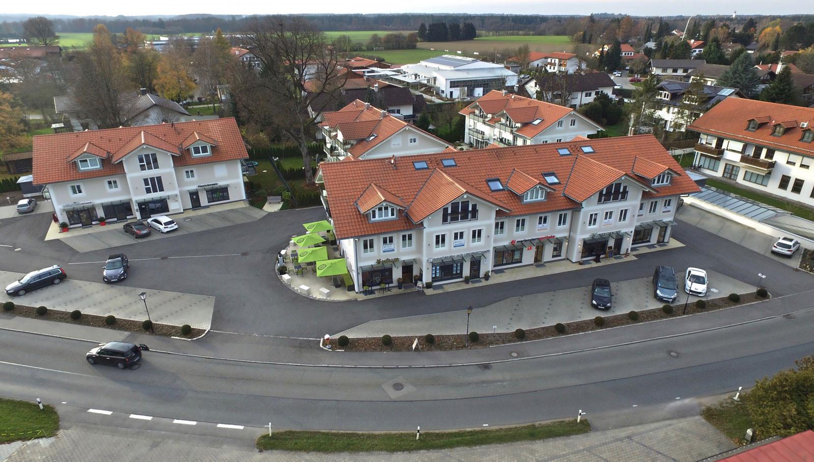 Ortsmitte-Markushoft