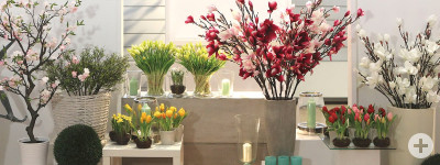 Kunstpflanzen von PLANT&STYLE