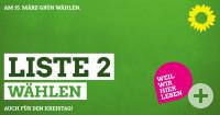 Grüne wählen!